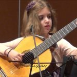 Amazing 7-Year-Old Girl Guitarist