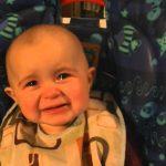 Cute Emotional Baby