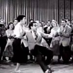 Real 1950s Rock & Roll, Rockabilly Dance From Lindy Hop