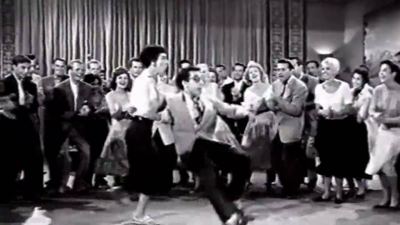Real 1950s Rock Amp Roll Rockabilly Dance From Lindy Hop