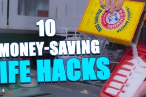 10-Money-Saving-LIFE-HACKS-To-Try-At-Home