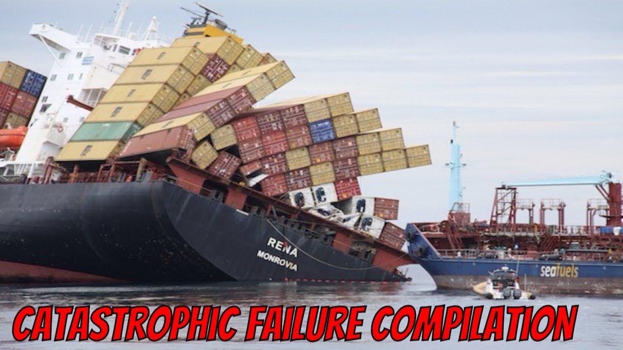 Catastrophic Failure Compilation