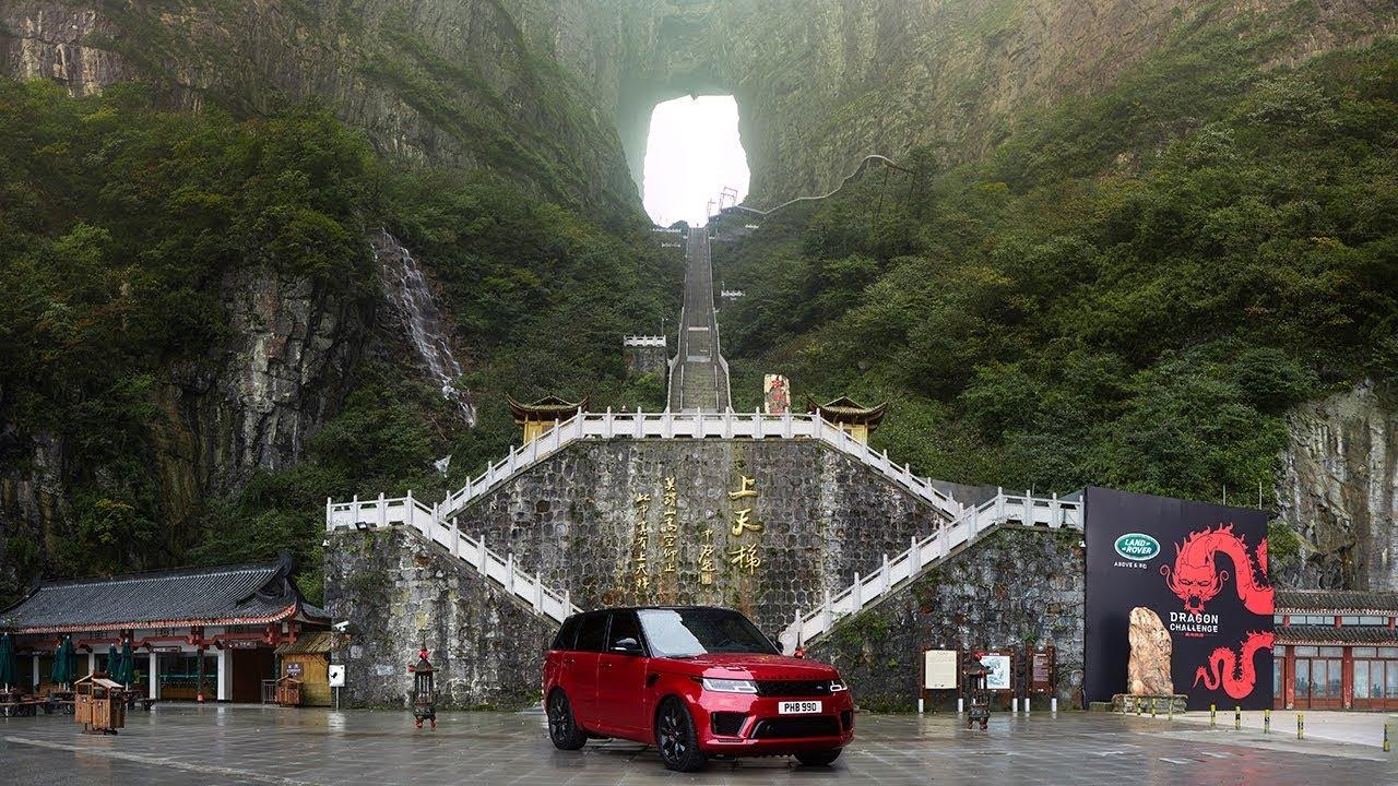 "Car Drives Up 999 Steps to ""Heaven's Gate"" – 1Funny.com | 1280 x 720 jpeg 266kB"