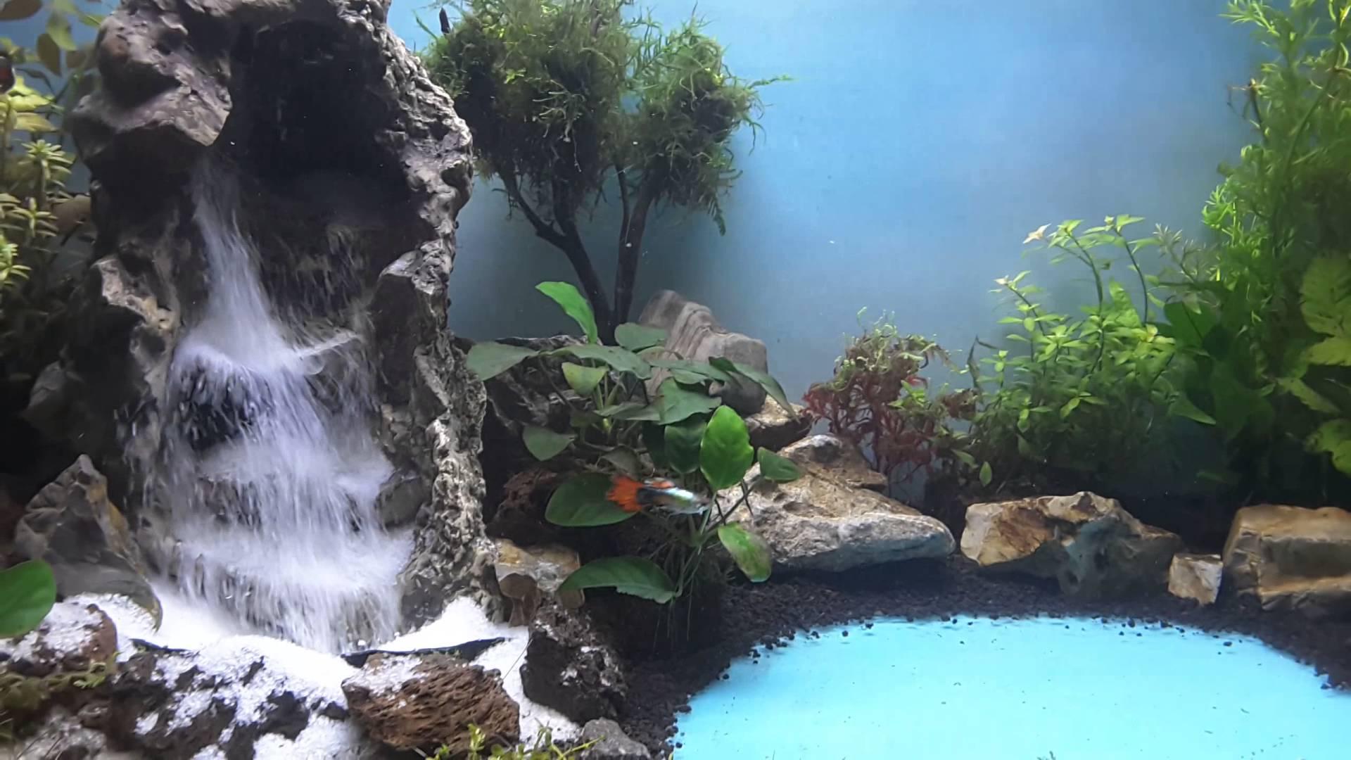 Aquascape Waterfall 1funny Com