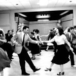 "Chubby Checker & California Jubilee in ""Let's Twist Again"""
