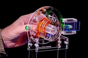 Combination-Lock-as-a-Mechanical-Gif-diagram-like-laser-cut-acrylic-model