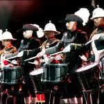 Switzerland's Top Secret Drum Corps vs. UK's Royal Marines Drum Corps