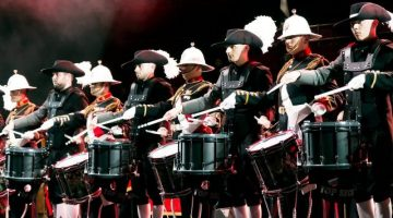 HD-Royal-Marines-Corps-of-Drums-Top-Secret-Drum-Corps-MFM-2017-Royal-Albert-Hall