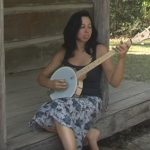 Mean Mary Playing Fast Banjo