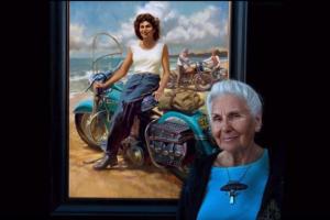 moto-grandma