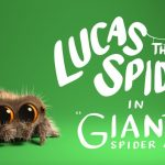 Lucas the Spider – Giant Spider