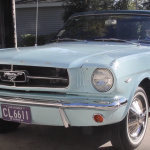 The First Mustang Ever Sold