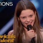 13-Year-Old Golden Buzzer Winning Performance
