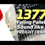 1377 Falling Domino Pallets