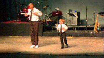7-Year Old Tap Dancer