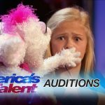 12-Year-Old Singing Ventriloquist