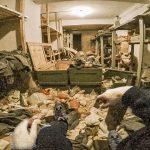 Fully Stocked Underground Nuclear Shelter