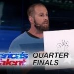 NFL Magician Makes Stunning Artistic Predictions