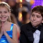 10-Year-Old Magician Saws His Sister in Half