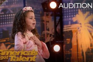 Sophie-Fatu-Adorable-5-Year-Old-Sings-Throwback-Tune-Americas-Got-Talent-2018