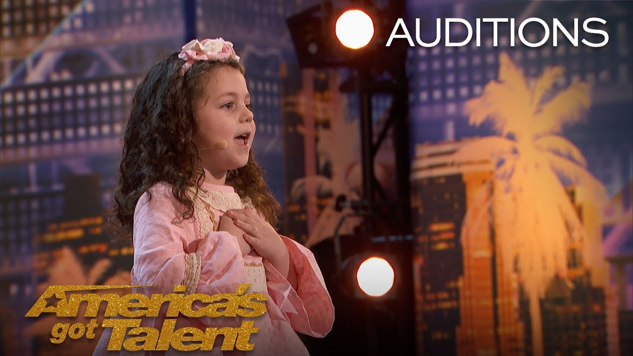 Dog Sings On America S Got Talent