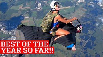 Best Stunts of the Year, so Far!