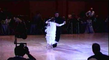 Dancing 94-Year Old Mathilda