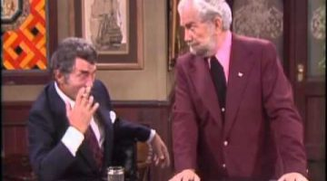 Dean Martin and Foster Brooks – The Airline Pilot