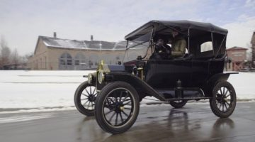 Driving a Ford Model T Is a Lot Harder Than You'd Think!