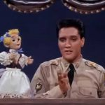 "Elvis Presley Sings ""Wooden Heart"" with a Puppet"
