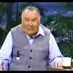 Jonathan Winters with Johnny Carson – 1980s