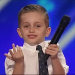 Kid Comedian Nails His Audition