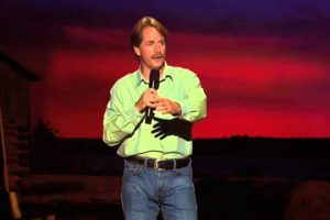 Kids Versus Old Folks – Jeff Foxworthy