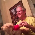 Man Gets Wonderful News from a Teddy Bear