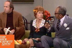 Monkey Man from The Carol Burnett Show