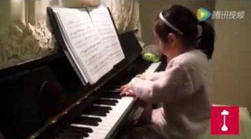 Phenomenal 4-Year-Old Piano Prodigy