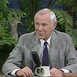 Rufus Hussey on the Tonight Show with Johnny Carson