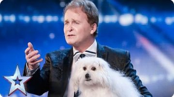 Talking Dog Wendy Wows Judges!