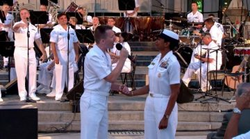 United States Navy Band – Selections from Jersey Boys