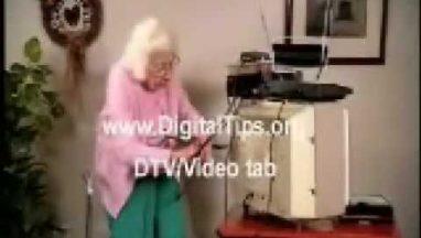 Digital TV Conversion PSA