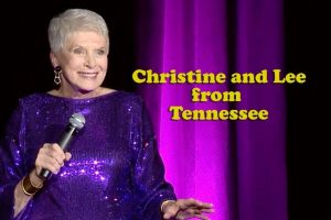 Christine and Lee from Tennessee – Jeanne Robertson