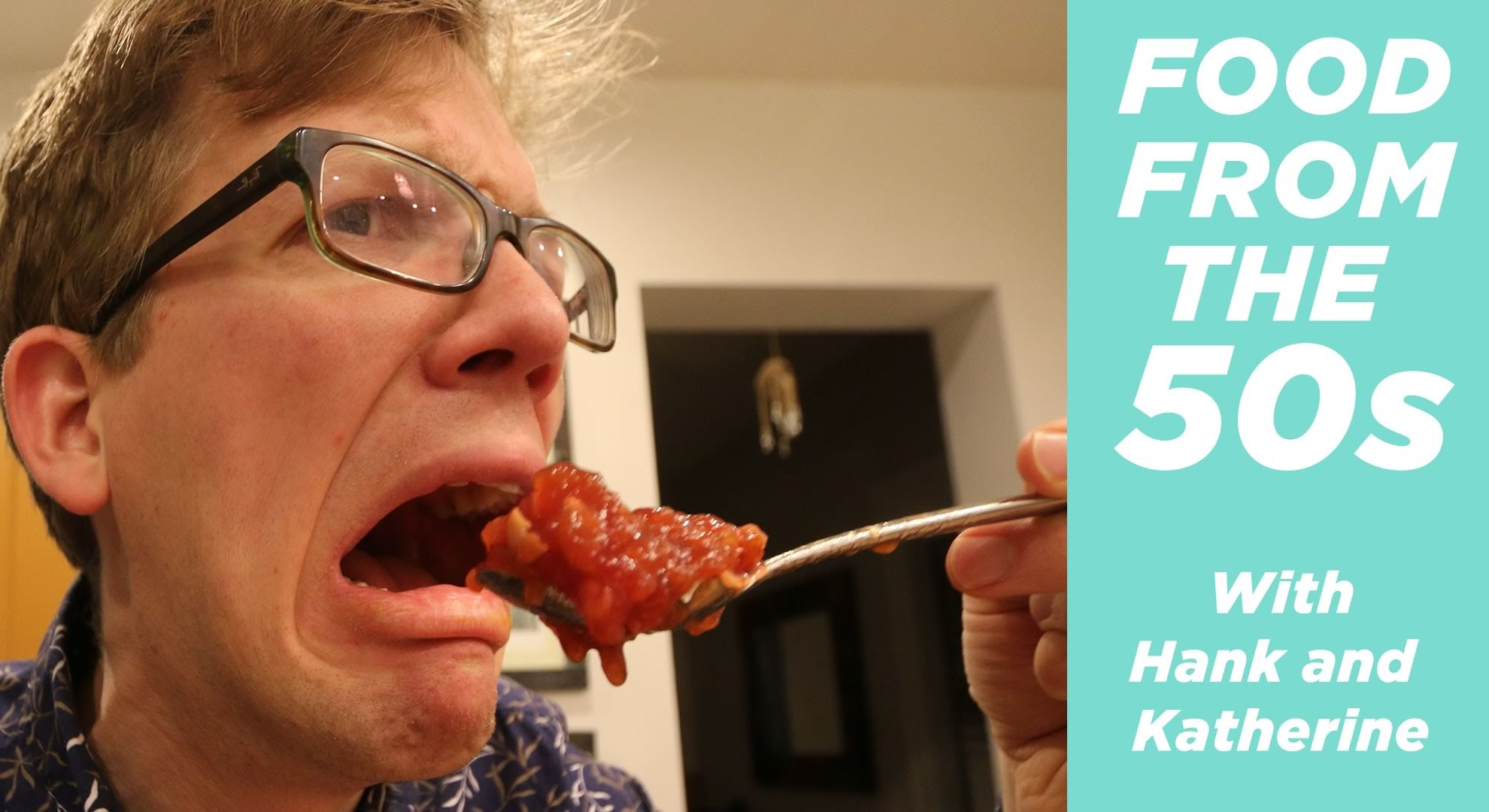 eating weird food from the 40s 50s 1funny com