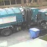 Garbage Truck Throws Your Trash