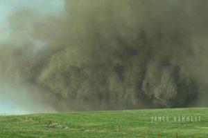 Incredible Footage of a Tornado