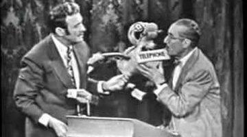 Jack Benny vs. Groucho 1955