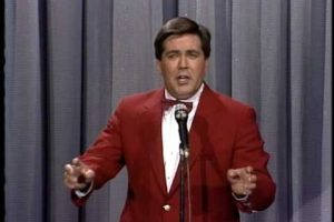 Johnny Carson Christmas 1989: Kevin Meaney