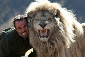 Lion Man: Kevin Richardson