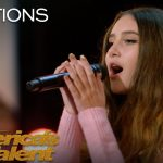 "Makayla Phillips: 15-Year-Old Receives Golden Buzzer For ""Warrior"""