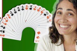 Mathematical Card Trick