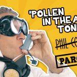 Pollen In the Air